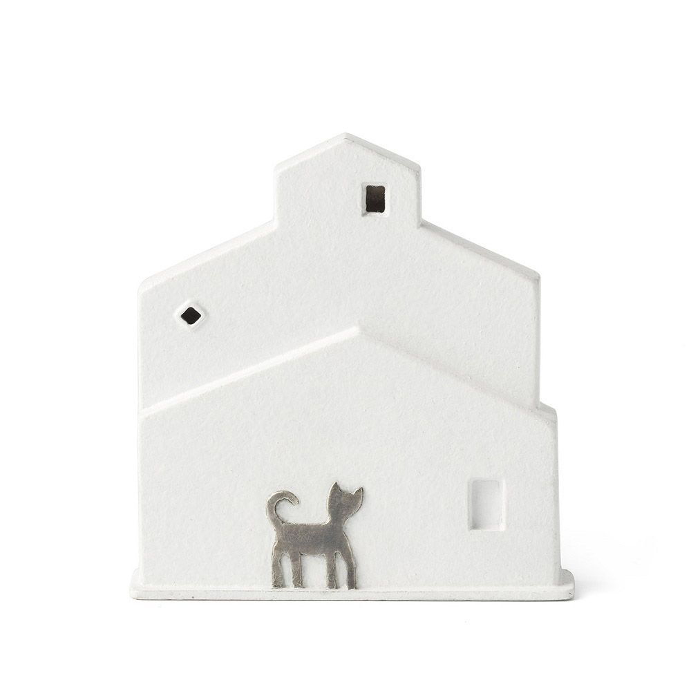 Dividing Wall With Cat I Brooch/object – XAVIER MONCLUS