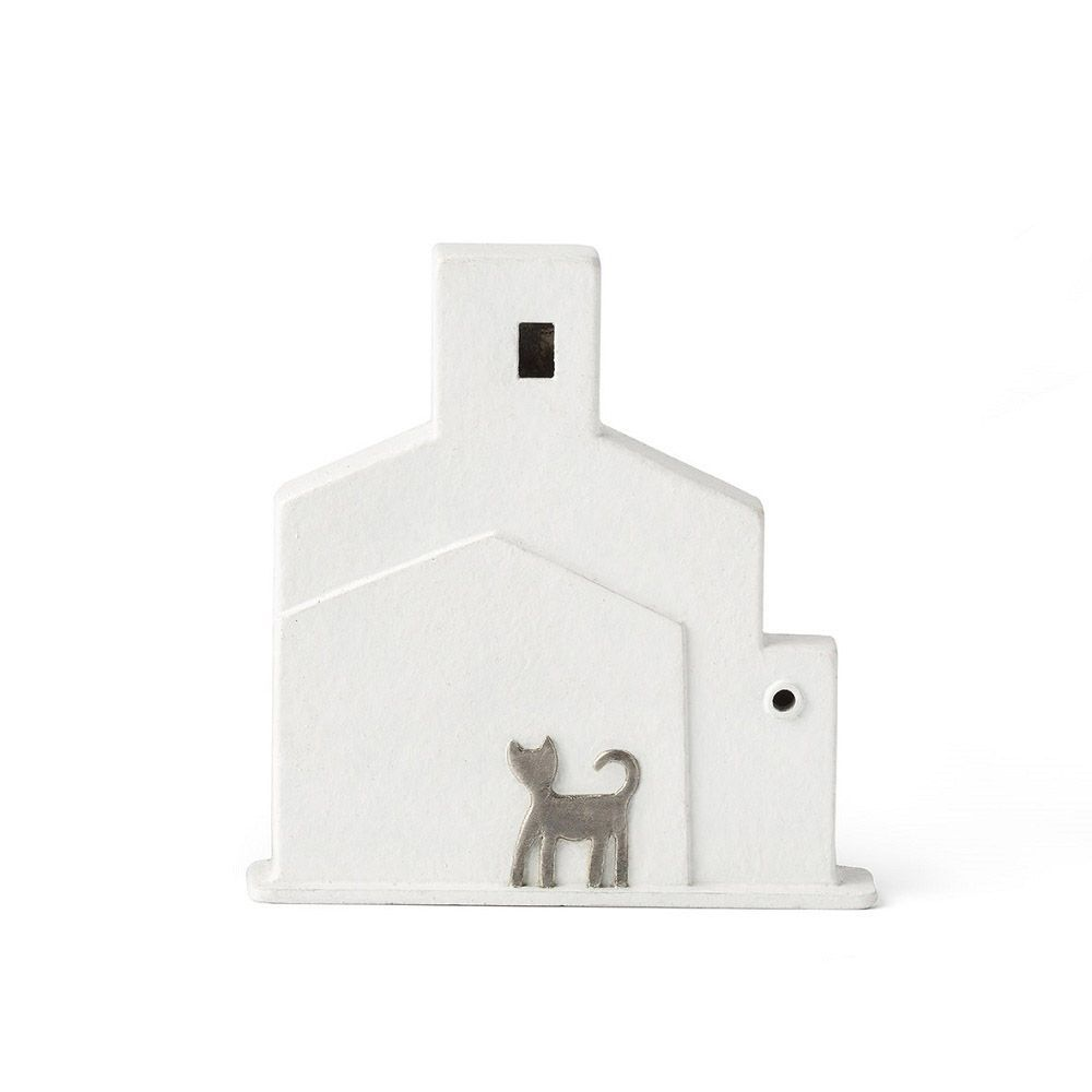 Dividing Wall With Cat II Brooch/object – XAVIER MONCLUS