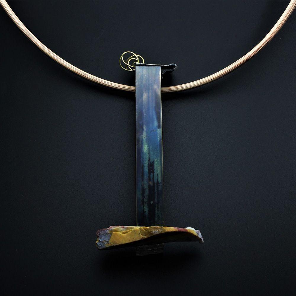 Barcino 6  Necklace- LLUIS COMIN