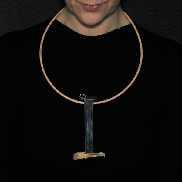 Necklace by Lluís Comín - Barcino