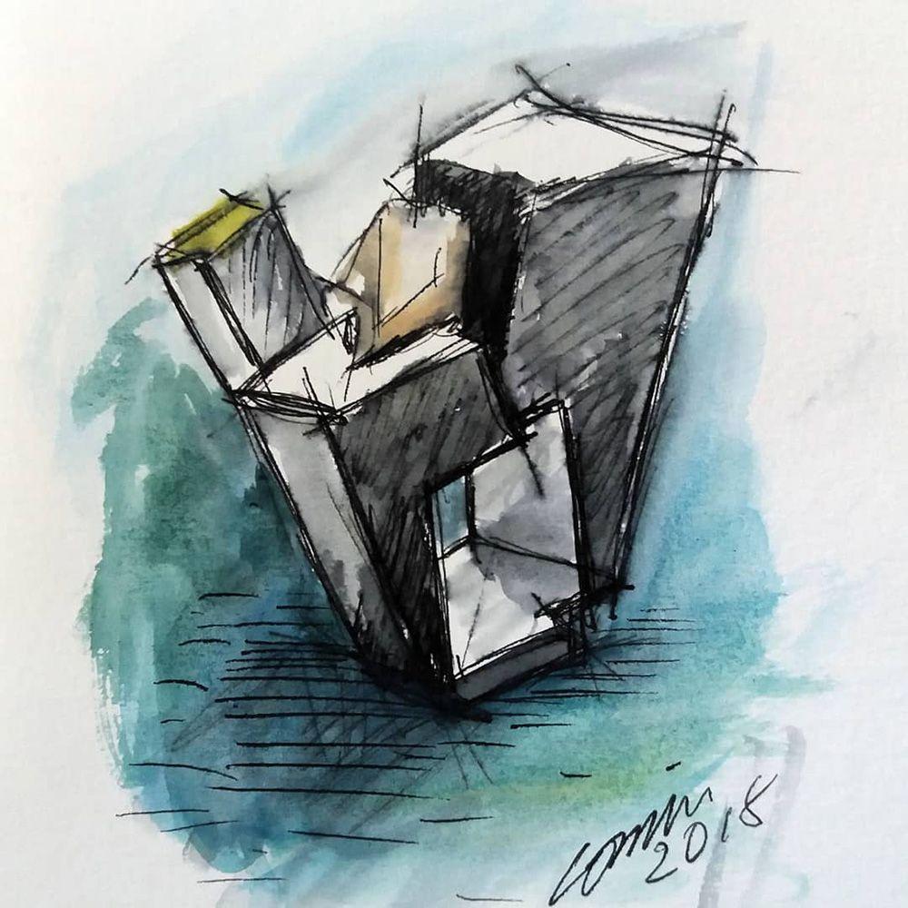 Lluis Comin sketches