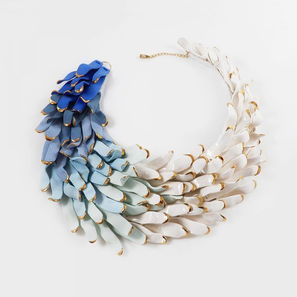 Necklace by Raluca Buzura