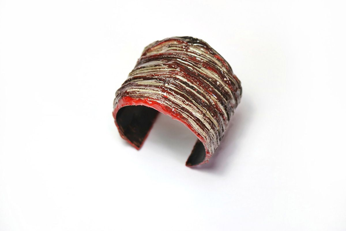 Bracelet by Nasrin Vessalian