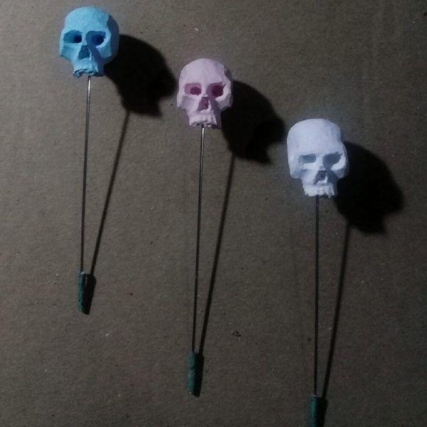 skull Kiseno Tamagit artcantbreathe